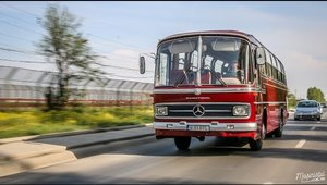 Mercedes-Benz O302 Irannational 11R 1973