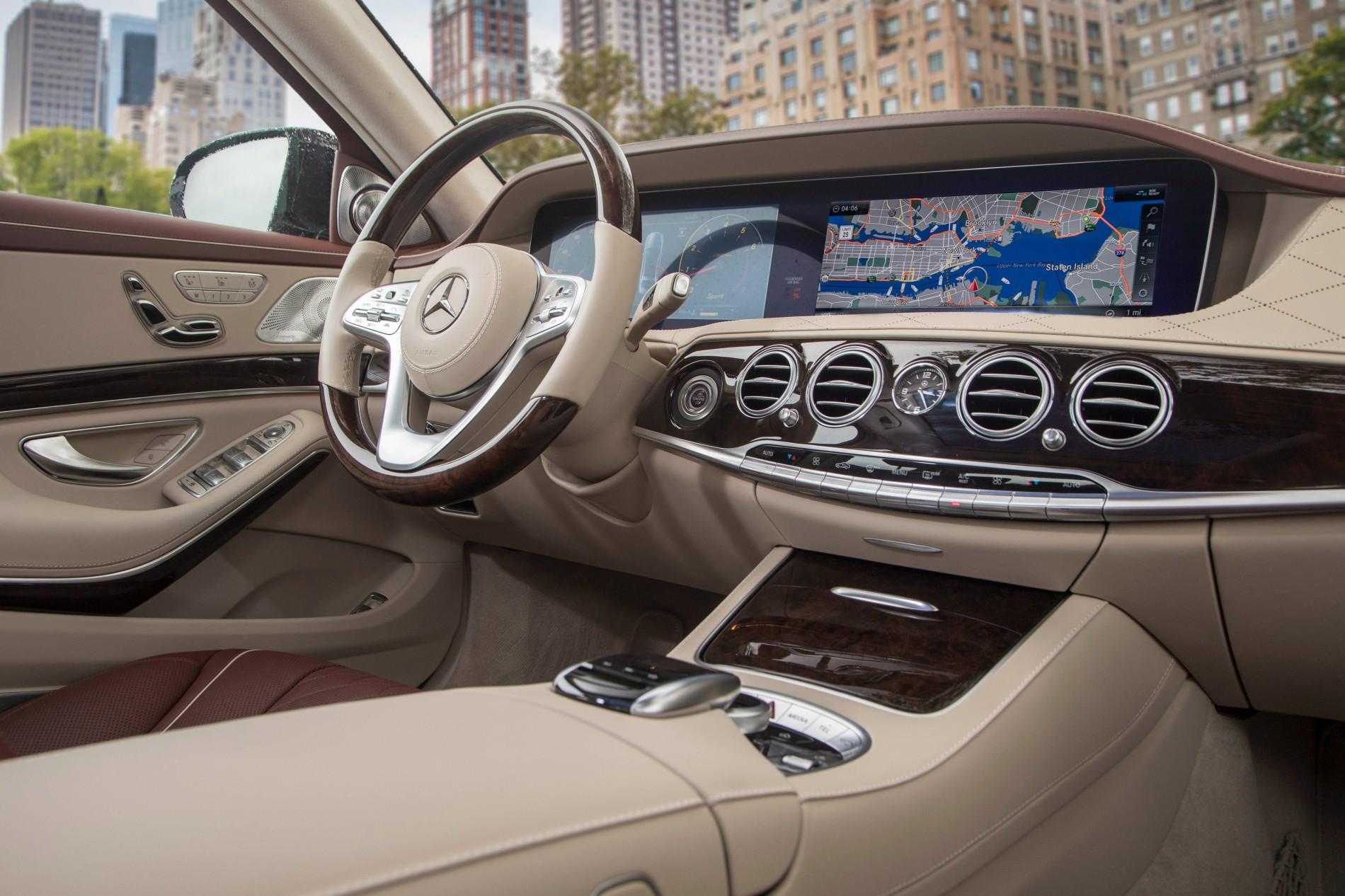 Mercedes-Benz S-Class - Mercedes-Benz S-Class