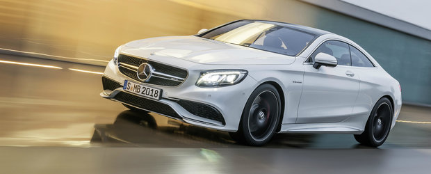 Mercedes-Benz S63 AMG Coupe costa in Romania 143.000 Euro + TVA