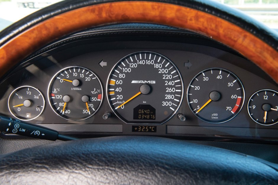 Mercedes-Benz SL 73 AMG de vanzare