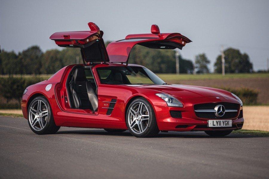 Mercedes-Benz SLS AMG de vanzare