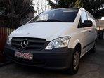 Mercedes-Benz Vito Mercedes Benz Vito 113 CDI Diesel – Manu