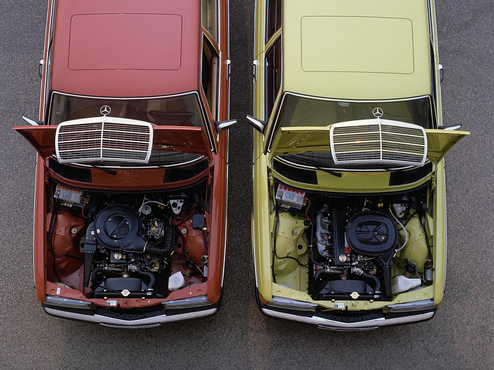 Mercedes-Benz W123 - Mercedes-Benz W123