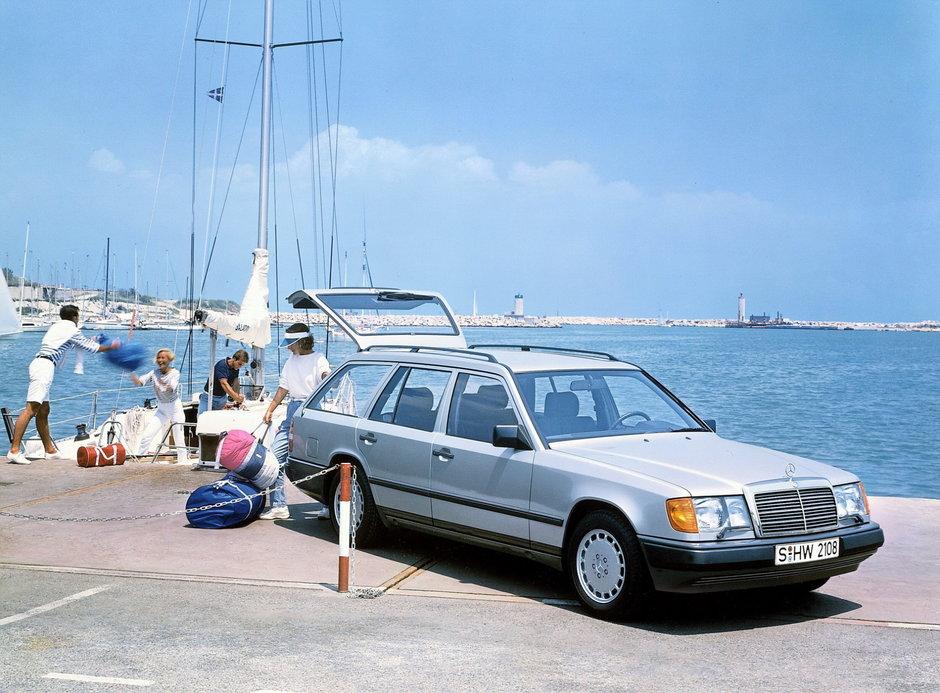 Mercedes-Benz W124 T-Modell