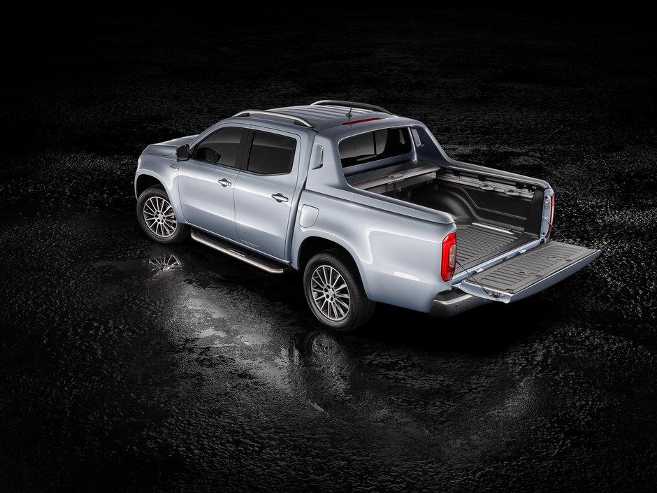 Mercedes-Benz X 350d 4Matic
