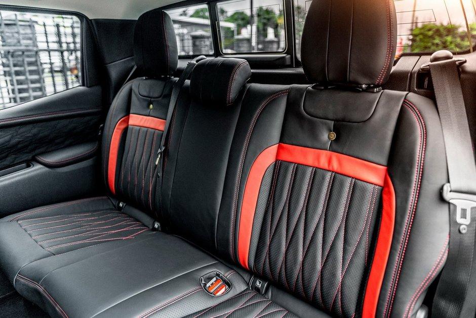 Mercedes-Benz X-Class de la Kahn