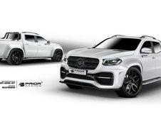 Mercedes-Benz X-Class Prior Design