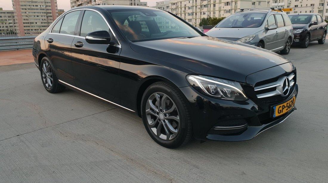 Mercedes C 180 1.6 Diesel 2015
