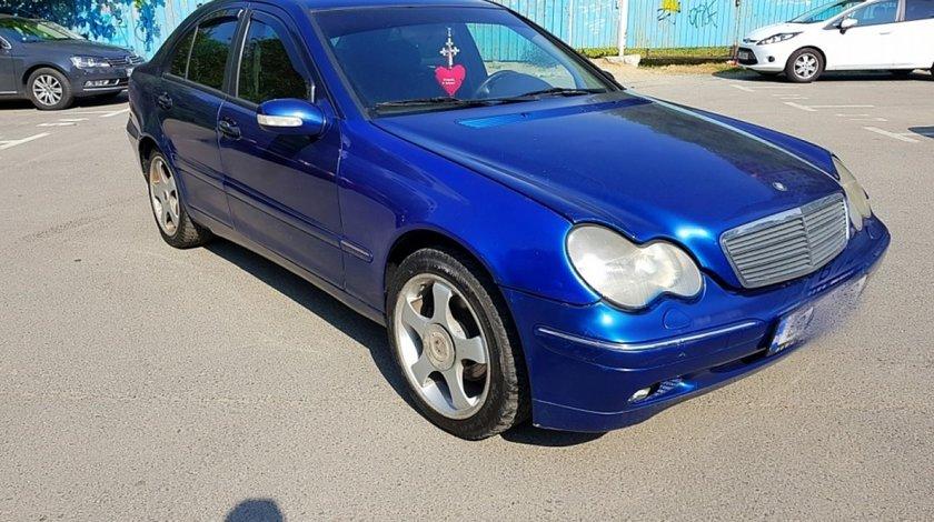Mercedes C 180 1,8 benzina 2001
