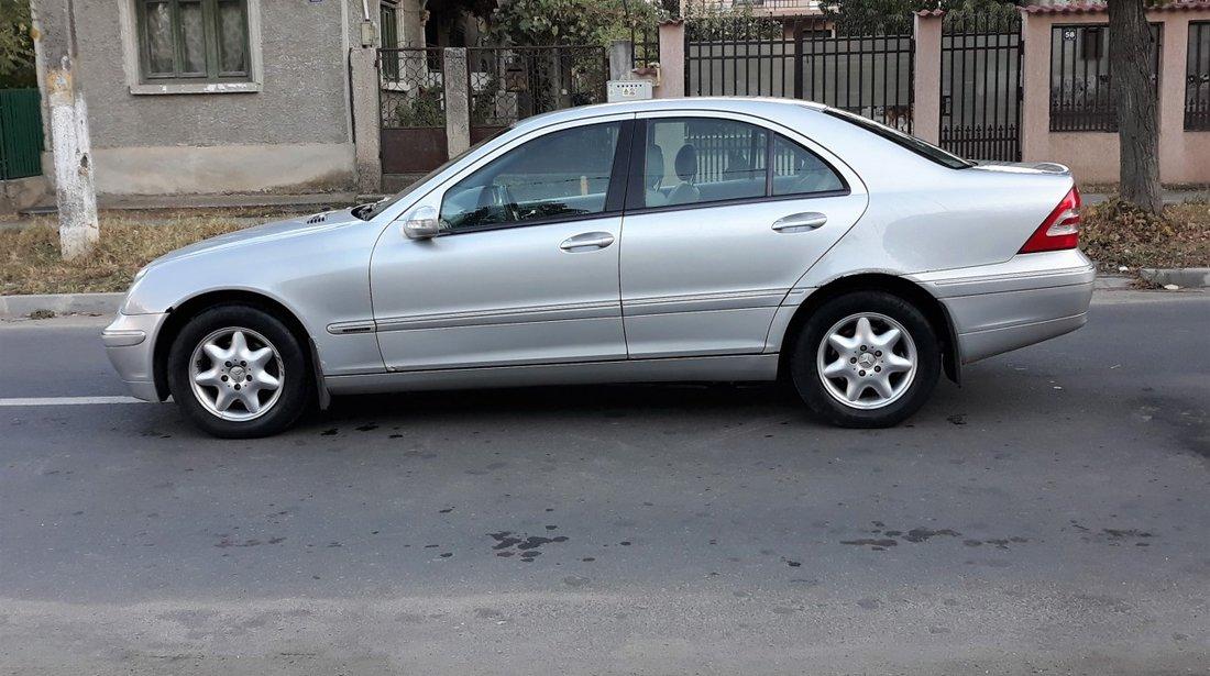 Mercedes C 180 2.0i 2001