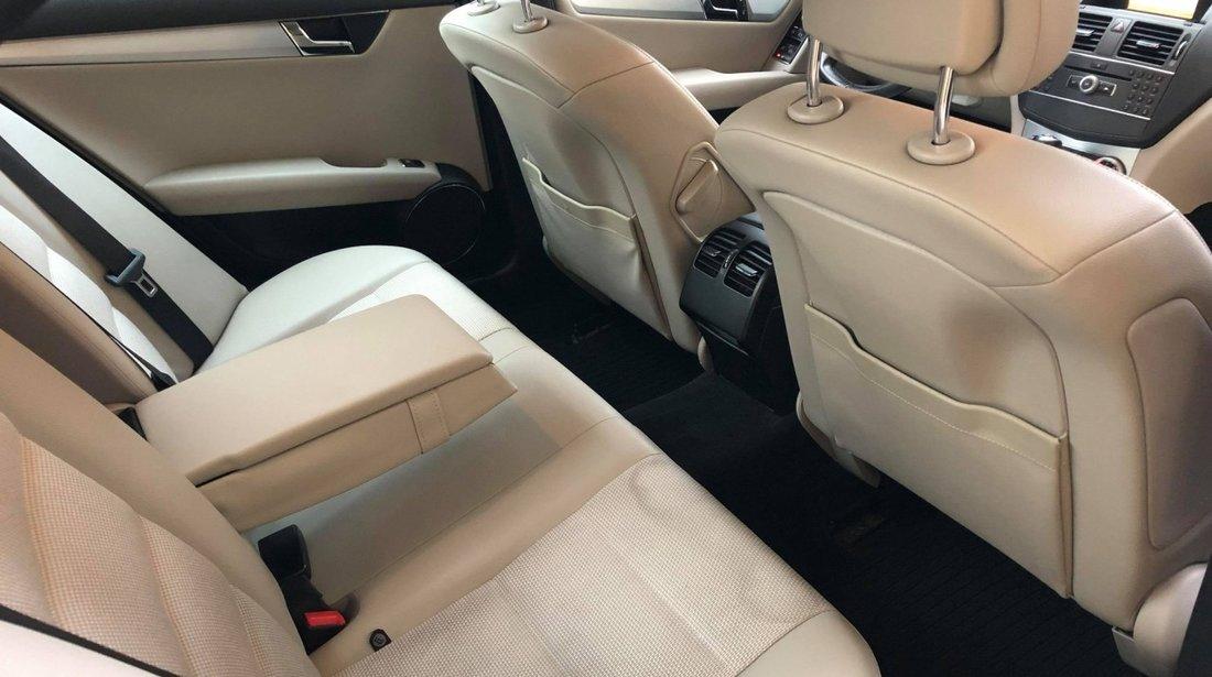 Mercedes C 200 2.2D 2010