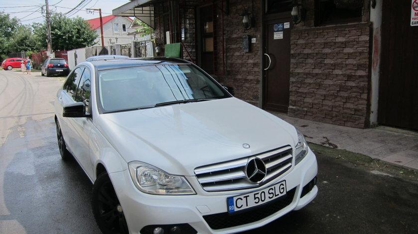 Mercedes C 200 20 2011
