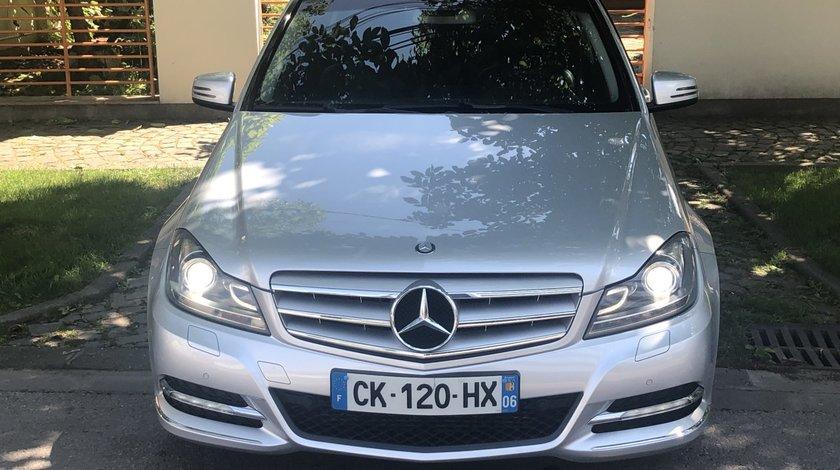 Mercedes C 200 200 2012