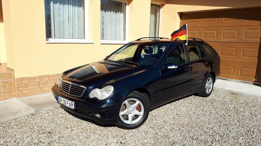 Mercedes C 200 CDI 2002