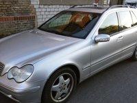 Mercedes C 200 kompresor 2002