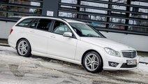 Mercedes C 200 Pachet complet AMG (interior-exterior) C200 2013