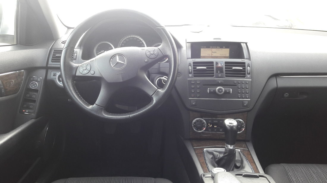 Mercedes C 220 170 CP 2008