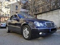 Mercedes C 220 2.2 CDI 2002