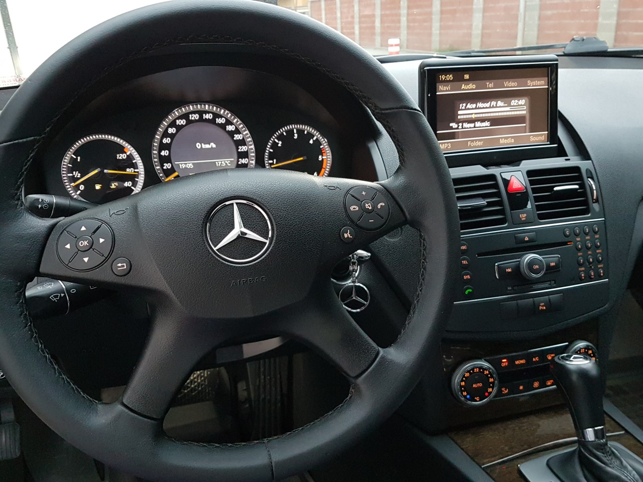 Mercedes C 220 2.2 CDI 2007