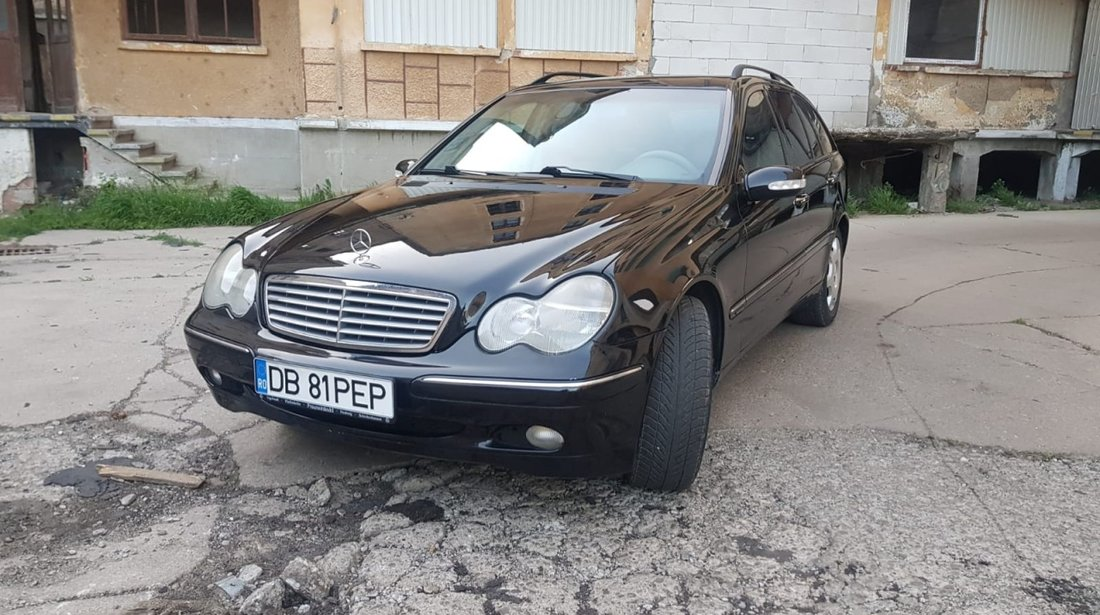 Mercedes C 220 2.2cdi 2002