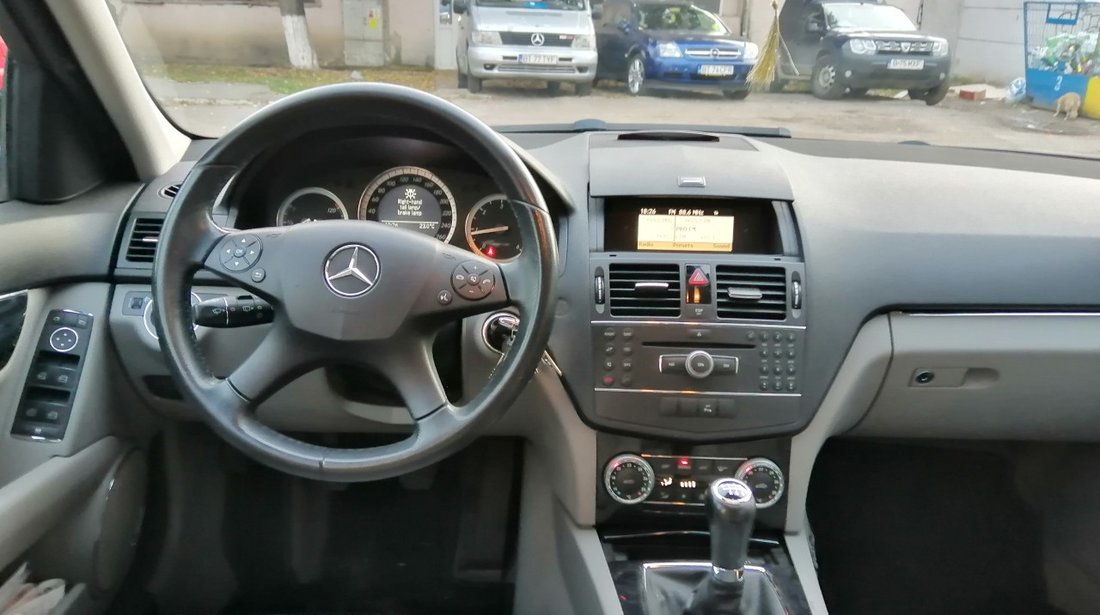Mercedes C 220 220 2008