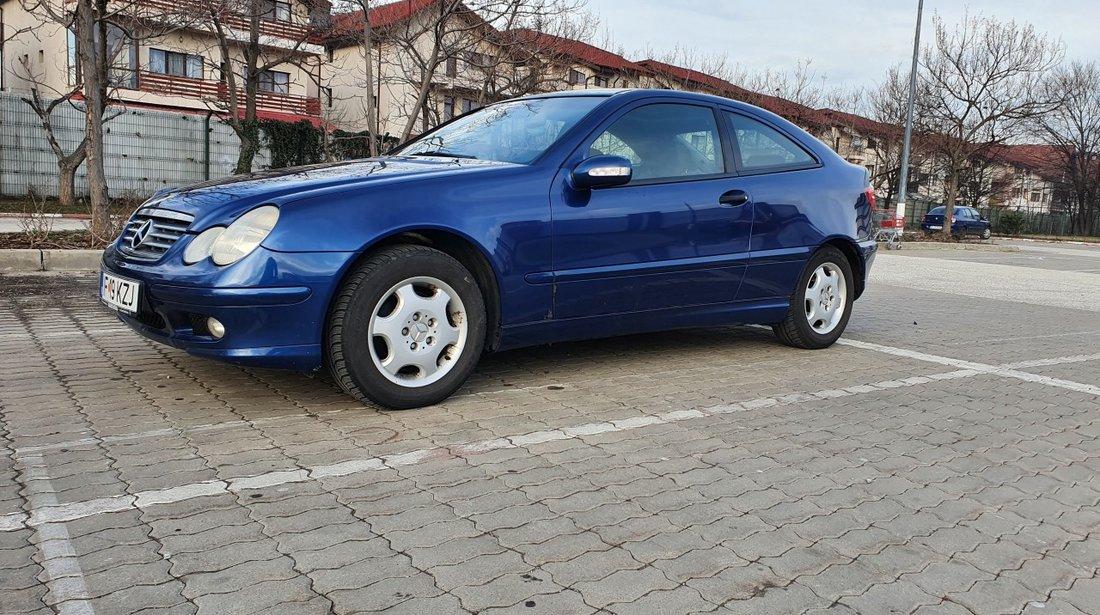 Mercedes C 220 220 cdi 2002