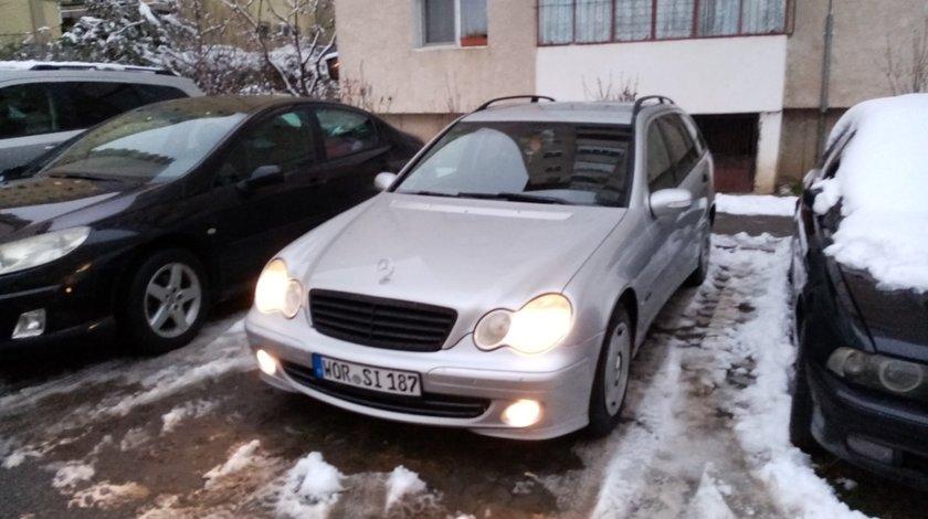 Mercedes C 220 CDI 2004