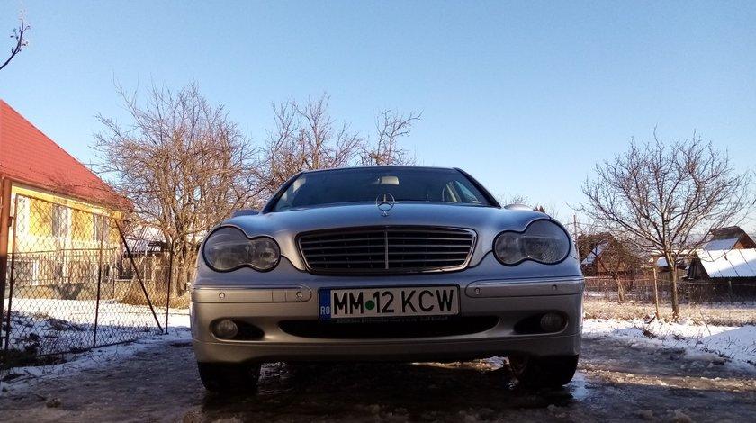 Mercedes C 240 2,6 2003