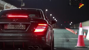 Mercedes C 63 AMG Coupe VS. Mercedes E 63 AMG
