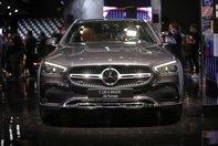 Mercedes C-Class All-Terrain - Poze reale