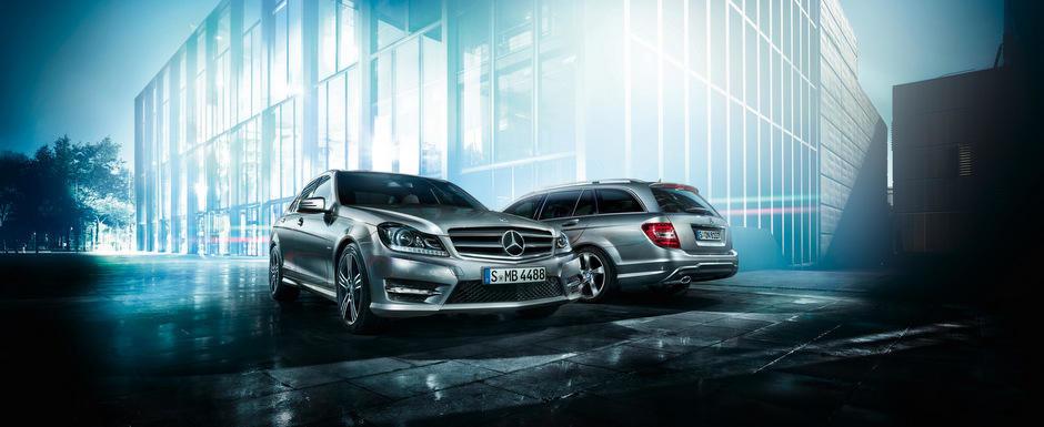 Mercedes C-Class celebreaza exemplarul cu numarul 10.000.000