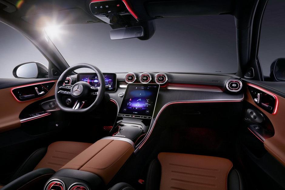 Mercedes C-Class Long