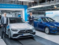 Mercedes C-Class - Productie
