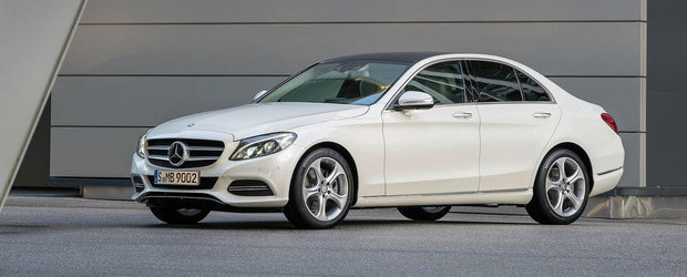 Mercedes C-Class se innoieste cu o motorizare de 1.6 litri si 129 CP