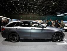 Mercedes C43 AMG - Poze de la Geneva