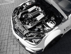 Mercedes C63 AMG by mcchip-dkr