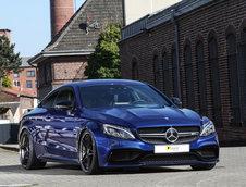 Mercedes C63 AMG de 580 CP