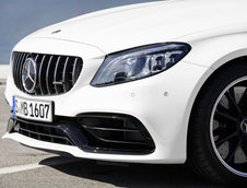 Mercedes C63 AMG Facelift