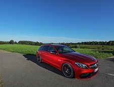 Mercedes C63 AMG S by Wimmer RS