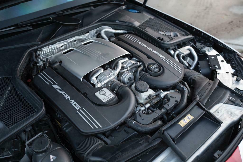 Mercedes C63 AMG S T-Modell de 600 CP - Mercedes C63 AMG S T-Modell de 600 CP