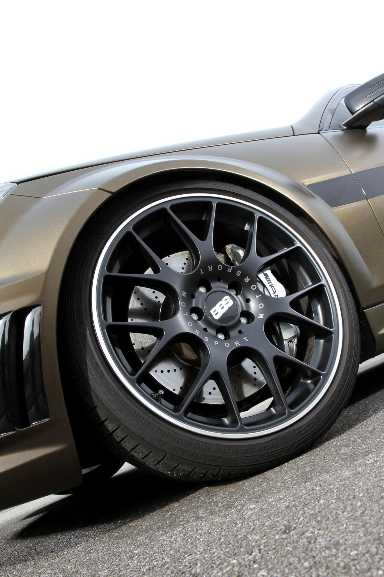 Mercedes C63 AMG T-Modell by SR-Performance - Mercedes C63 AMG T-Modell by SR-Performance