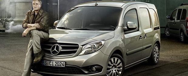 Mercedes Citan - Reclama Oficiala