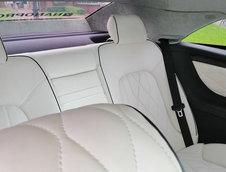 Mercedes CL tunat cap coada