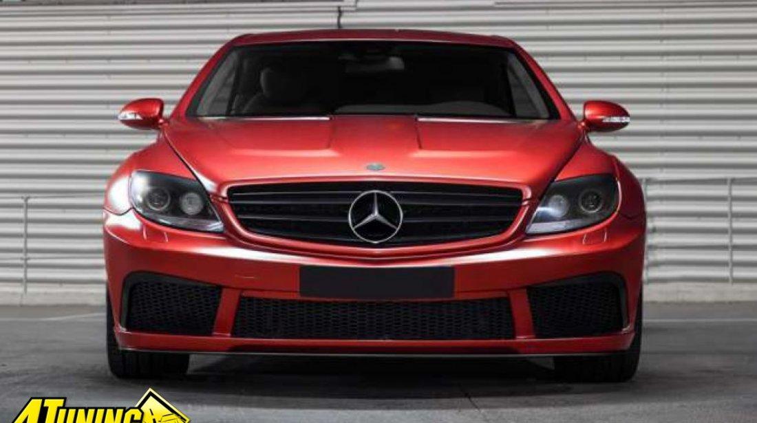 Mercedes Cl W216 Wide Body