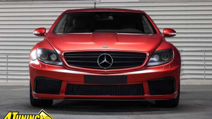 Mercedes Cl W216 Wide Body