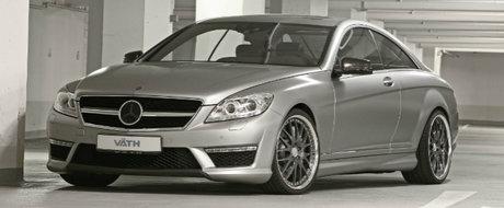 Mercedes CL63 AMG by Vath - Lux si performante la superlativ