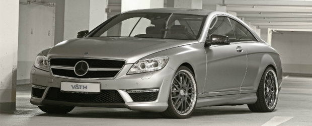 Mercedes CL63 AMG by Vath - Lux si performante la superlativ