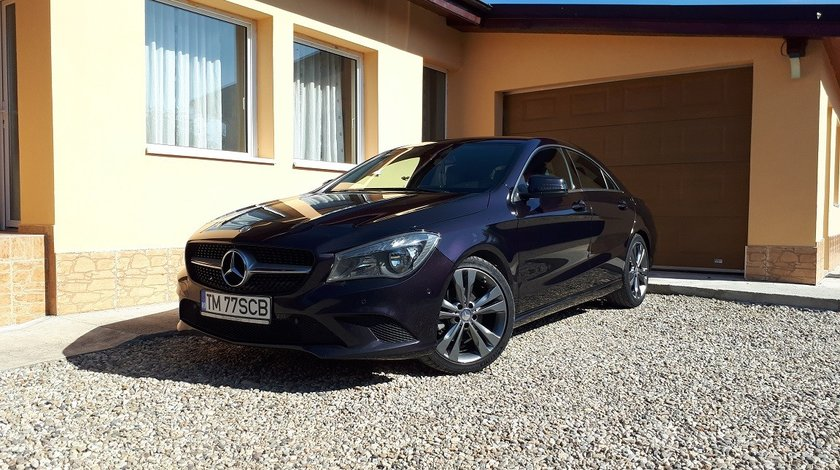 Mercedes CLA 200 1.8 Diesel 2014