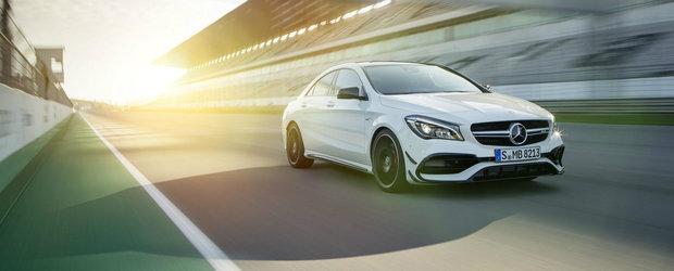 Mercedes CLA scapa de criza varstei mijlocii printr-un facelift modern