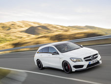 Mercedes CLA45 AMG Shooting Brake